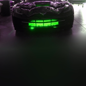 C7 Corvette - Front Grille LED Lighting Kit - RGB Bluetooth  : Stingray, Z51, Z06, Grand Sport, ZR1
