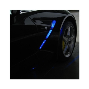 C7 Corvette - Complete Exterior LED Lighting Kit with RGB Bluetooth: Stingray, Z51, Z06, Grand Sport