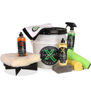 Liquid X Wash & Wax Kit