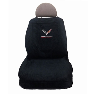 C7 Corvette Grand Sport Seat Armour - Seat Cover/Seat Towels