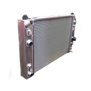2005-2013 C6 and Z06 Corvette Radiator  - LG Motorsports