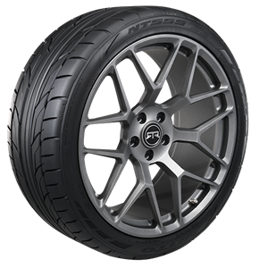 Corvette Tires - Nitto NT555 G2 Ultra High Performance Radial Tire