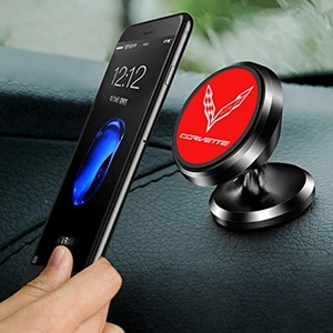 C7 Corvette Cling Magnetic Dash Phone Holder : Red or Blue