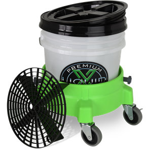 Liquid X Complete Bucket Kit w/Dolly