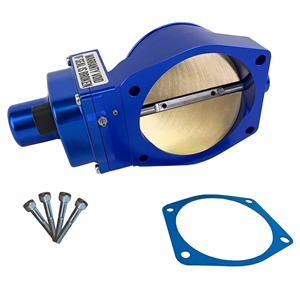 Corvette GM DBW LSX Throttle Body 103MM - Drive-By-Wire : Blue