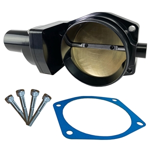 Corvette GM DBW LSX Throttle Body 103MM - Drive-By-Wire : Black
