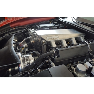 C7 Z06 Corvette ECS 2200HD 8-Rib SC Conversion Supercharger Kit