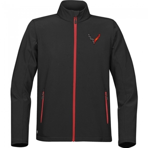 Next Generation Corvette High-Performance Soft Shell.