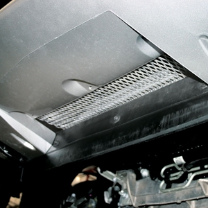 Corvette Radiator Protective Screen : 2005-2013 C6
