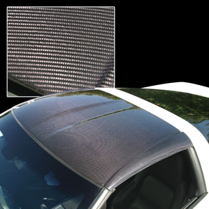 Corvette 2005-06 C6 Coupe Glass Roof Panel