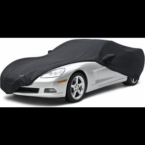Corvette Car Cover Stretch Satin : 2009-2013 ZR1