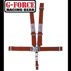 Corvette G Force Latch & Link Individual Shoulder Harness