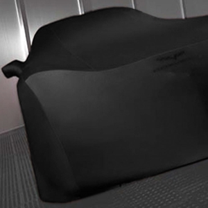 Corvette Car Cover - Indoor/Outdoor Dust Cover - Black or Red : 2006-2013 Z06, ZR1 & Grand Sport