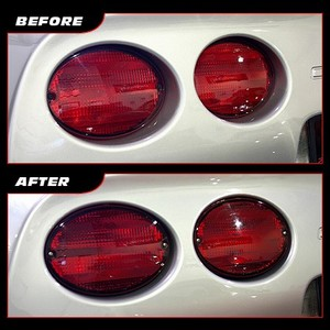 Corvette '97-'04 Flush Tail Light Mounting Kit