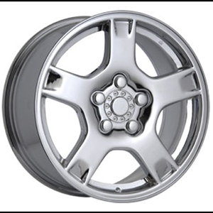 Corvette '97-'99 GM Chrome Wheel Exchange