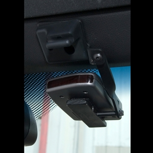 Corvette Custom-Fit Radar Detector Bracket : 2005-2013 C6