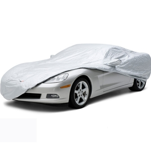 Corvette Car Cover Silver Guard Plus : 2001-2004 Z06