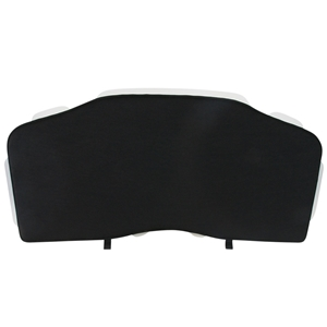 Corvette Coupe Headliner Blackout Roof Panel : 1997-2004 C5