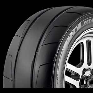 Corvette Tires - Nitto NT05R DOT Drag Radial Tire