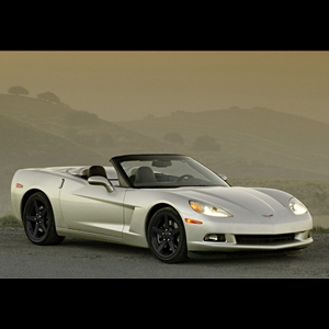 Corvette 2005-2006 C6 Chrome Wheel Exchange