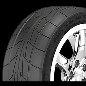 Corvette Tires : Nitto NT555R DOT Drag Radial Tire