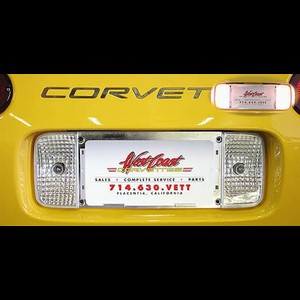 Corvette Reverse Lights Clear : 97-04 C5,Z06