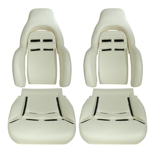Corvette Seat Foam - New Replacement : 97-04 C5,Z06