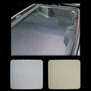 Corvette Lloyds Mats - C5 RUBBERTITE-All Weather Floor Mats