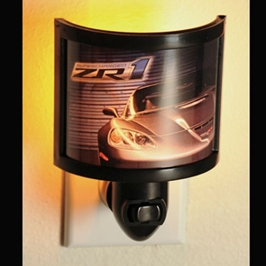 Corvette Night Light with ZR1 Logo : 2009-2013