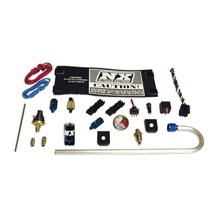 Corvette Nitrous Oxide - NX GENX-2 Accessory Package EFI