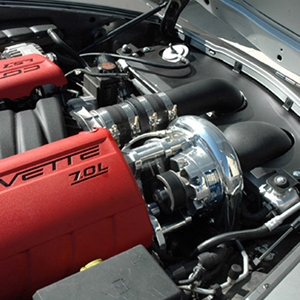 Corvette Supercharger Kit - WCC Exclusive Vortech : 2006-2013 Z06