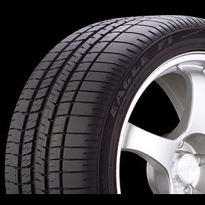 Corvette Tires - Goodyear EMT Supercar Tire Package