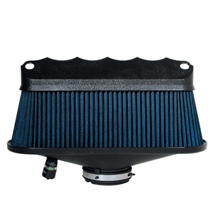 Corvette Air Intake System - SLP Blackwing : 2001-2004 C5 & Z06
