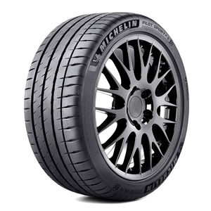 Corvette Tires - Michelin - Pilot Sport 4S