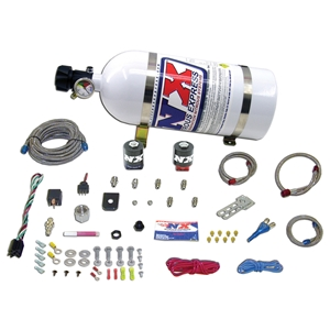Corvette Nitrous Oxide - NX Stage I 35-150HP System w/ 10LB. Bottle