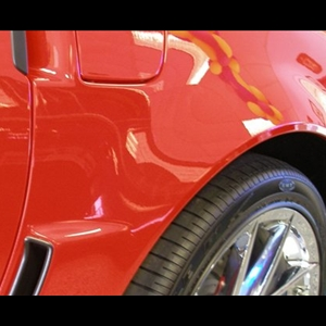 Corvette Paint Protection - Cleartastic Plus Wide-Body Rear Fender 2 Pc. Kit (2006-2011 Z06,ZR1,Grand Sport)