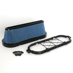 Corvette Air Filter Attack Blue High Performance - OE Replacement : 2009-2011 ZR1 LS9