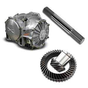 Corvette Extreme Duty Gear Package