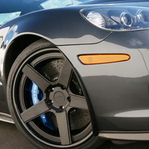 Corvette Brake Rotors - GM ZR1 Ceramic Rotors : 2009-2011 ZR1 & Grand Sport