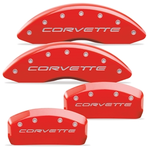 1997-2004 C5 Corvette Brake Caliper Covers Set (4)