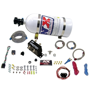 Corvette Nitrous Oxide - Proton Plus Fly By Wire Nitrous System W/ 10lb Bottle