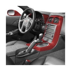 Corvette Interior Trim Kit - Convertible w/Manual Folding Top or Coupe w/Magnetic Selective Ride Control (F55) : 2005-2013 C6