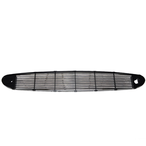 Corvette Windshield Defroster Grille w/Electronic Air : 1997-2004 C5 & Z06
