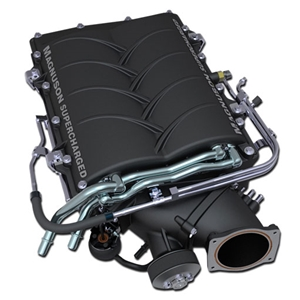 Corvette Supercharger HeartBeat Kit - Magnuson : 2008-2012 C6 6.2L LS3