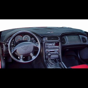 Corvette 97-04 Custom Fit Dash Mat