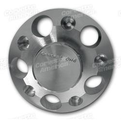 Corvette Direct-Bolt Knock-Off Wheel Adaptor. LH: 1963-1966