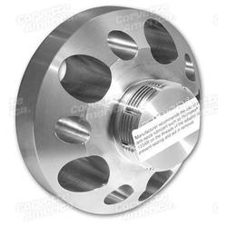 Corvette Direct-Bolt Knock-Off Wheel Adaptor. LH - Tall: 1963-1966