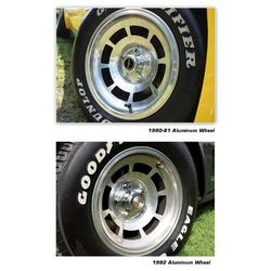 Corvette Aluminum Wheels-4.: 1980-1982