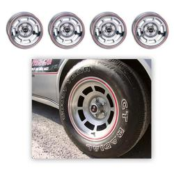 Corvette Aluminum Wheels-4. Pace Car: 1978