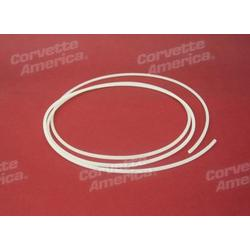 Corvette Weatherstrip Retainer Cord. Convertible Top Rear Bow: 1961-1975